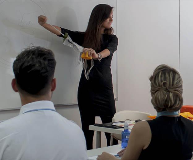 Curso TCP Málaga