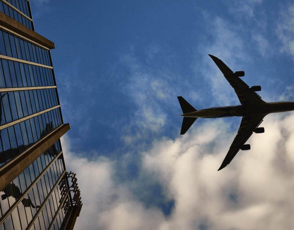 Cómo identificar los diferentes tipos de aviones