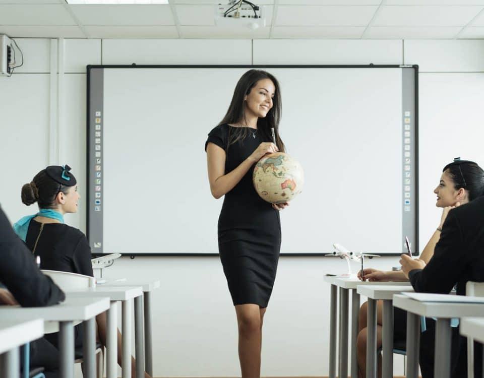 Entrevista a la CEO de Crew School: Beatriz Juarez