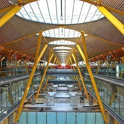 Aeropuerto de Adolfo Suárez Madrid- Barajas