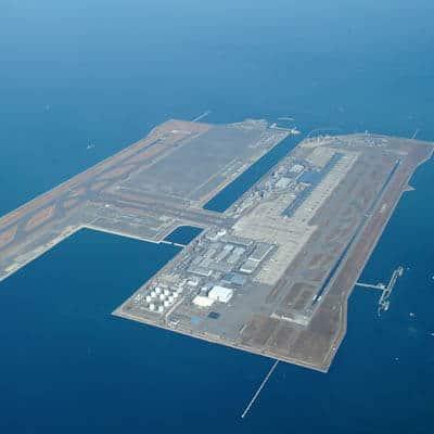 Aeropuerto Internacional de Osaka Kansai