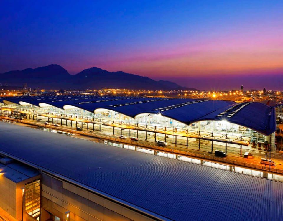 Aeropuertos más sorprendentes del mundo